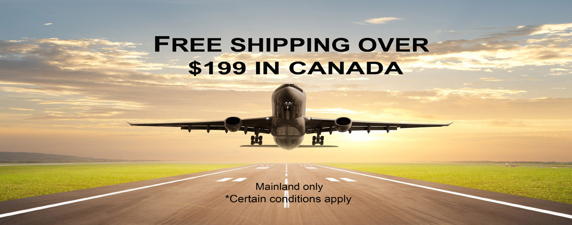 Shipping Free
