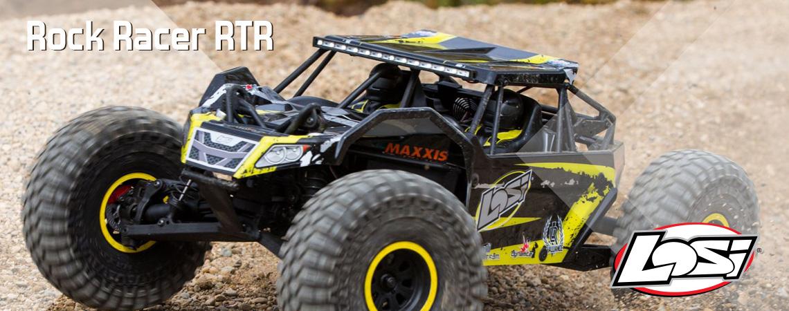 Rock Racer RTR