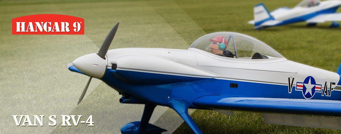 Hangar 9 - VAN S RV-4
