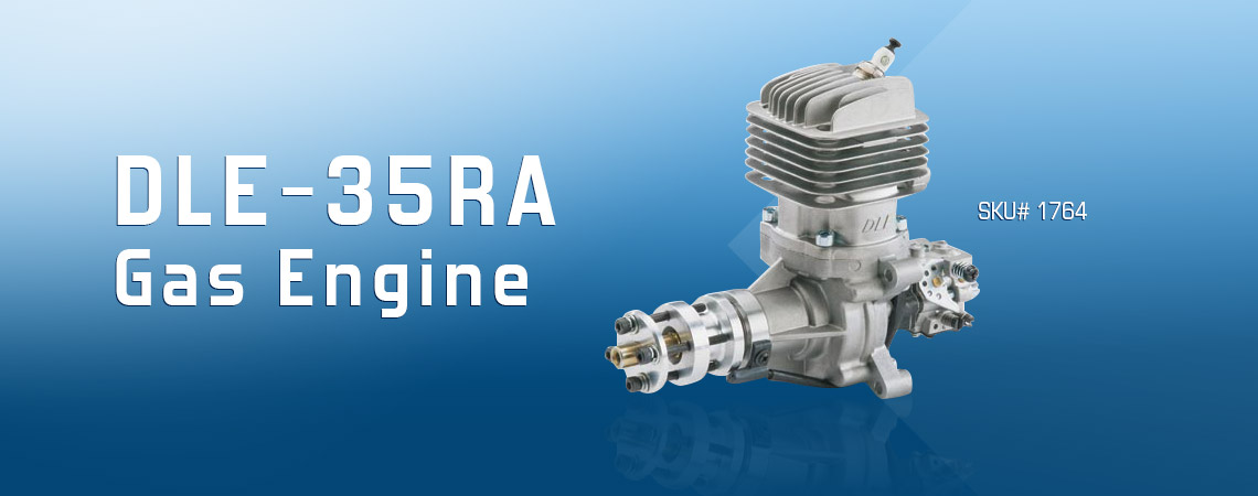 DLE-35RA Gas Engine