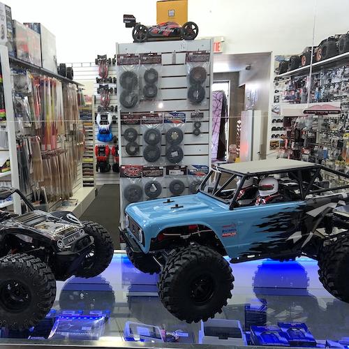Hobby Shop - Parts