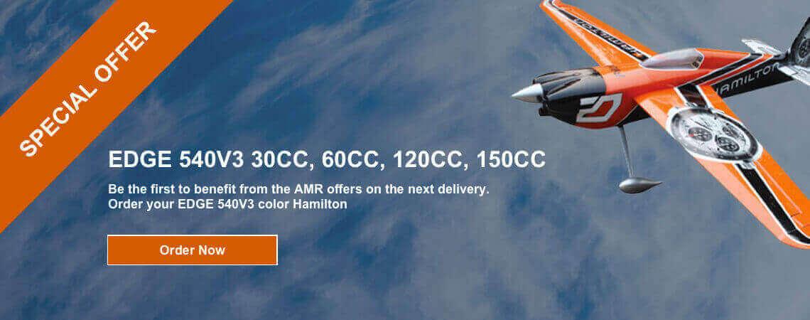 """EDGE 540V3 30CC 78"""" Hamilton Scheme"""